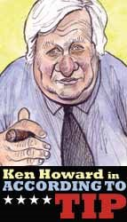 "Poster of Ken Howard in ""According to Tip"""
